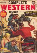 Complete Western Book Magazine (1933-1957 Newsstand) Pulp Vol. 18 #10