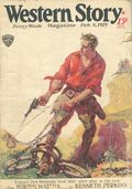Western Story Magazine (1919-1949 Street & Smith) Pulp 1st Series Vol. 84 #3