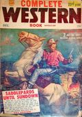 Complete Western Book Magazine (1933-1957 Newsstand) Pulp Vol. 20 #5