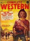 Complete Western Book Magazine (1933-1957 Newsstand) Pulp Vol. 21 #1