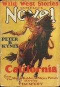 Wild West Stories and Complete Novel Magazine (1925-1939 Teck) Pulp 27