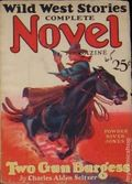 Wild West Stories and Complete Novel Magazine (1925-1939 Teck) Pulp 28