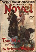 Wild West Stories and Complete Novel Magazine (1925-1939 Teck) Pulp 30