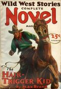 Wild West Stories and Complete Novel Magazine (1925-1939 Teck) Pulp 32