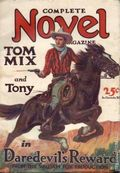 Wild West Stories and Complete Novel Magazine (1925-1939 Teck) Pulp 35