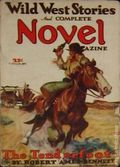 Wild West Stories and Complete Novel Magazine (1925-1939 Teck) Pulp 41