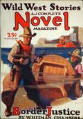Wild West Stories and Complete Novel Magazine (1925-1939 Teck) Pulp 48