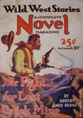 Wild West Stories and Complete Novel Magazine (1925-1939 Teck) Pulp 54