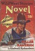 Wild West Stories and Complete Novel Magazine (1925-1939 Teck) Pulp 57
