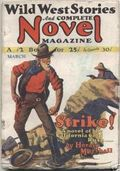 Wild West Stories and Complete Novel Magazine (1925-1939 Teck) Pulp 58