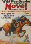 Wild West Stories and Complete Novel Magazine (1925-1939 Teck) Pulp 59
