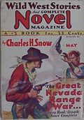 Wild West Stories and Complete Novel Magazine (1925-1939 Teck) Pulp 60