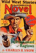 Wild West Stories and Complete Novel Magazine (1925-1939 Teck) Pulp 63