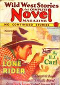 Wild West Stories and Complete Novel Magazine (1925-1939 Teck) Pulp 66