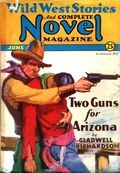 Wild West Stories and Complete Novel Magazine (1925-1939 Teck) Pulp 73