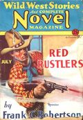 Wild West Stories and Complete Novel Magazine (1925-1939 Teck) Pulp 74