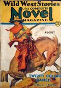 Wild West Stories and Complete Novel Magazine (1925-1939 Teck) Pulp 75
