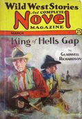 Wild West Stories and Complete Novel Magazine (1925-1939 Teck) Pulp 82