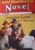 Wild West Stories and Complete Novel Magazine (1925-1939 Teck) Pulp 89