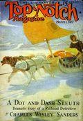 Top-Notch (1910-1937 Street & Smith) Pulp Vol. 69 #3