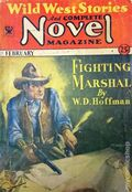 Wild West Stories and Complete Novel Magazine (1925-1939 Teck) Pulp 104