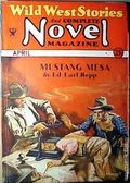 Wild West Stories and Complete Novel Magazine (1925-1939 Teck) Pulp 106