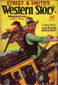 Western Story Magazine (1919-1949 Street & Smith) Pulp 1st Series Vol. 105 #6