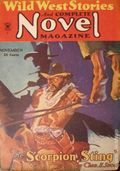 Wild West Stories and Complete Novel Magazine (1925-1939 Teck) Pulp 113