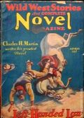 Wild West Stories and Complete Novel Magazine (1925-1939 Teck) Pulp 118