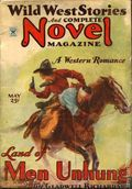 Wild West Stories and Complete Novel Magazine (1925-1939 Teck) Pulp 119