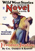 Wild West Stories and Complete Novel Magazine (1925-1939 Teck) Pulp 120