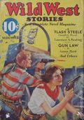 Wild West Stories and Complete Novel Magazine (1925-1939 Teck) Pulp 121