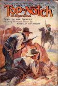 Top-Notch (1910-1937 Street & Smith) Pulp Vol. 72 #1