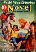 Wild West Stories and Complete Novel Magazine (1925-1939 Teck) Pulp 127