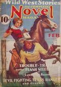 Wild West Stories and Complete Novel Magazine (1925-1939 Teck) Pulp 130