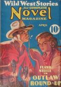 Wild West Stories and Complete Novel Magazine (1925-1939 Teck) Pulp 131