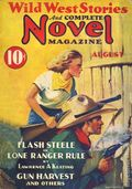 Wild West Stories and Complete Novel Magazine (1925-1939 Teck) Pulp 133