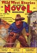 Wild West Stories and Complete Novel Magazine (1925-1939 Teck) Pulp 135