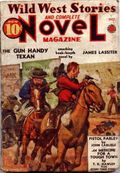 Wild West Stories and Complete Novel Magazine (1925-1939 Teck) Pulp 136
