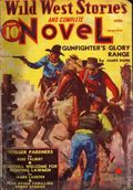 Wild West Stories and Complete Novel Magazine (1925-1939 Teck) Pulp 137
