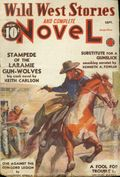 Wild West Stories and Complete Novel Magazine (1925-1939 Teck) Pulp 138