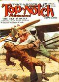Top-Notch (1910-1937 Street & Smith) Pulp Vol. 75 #4