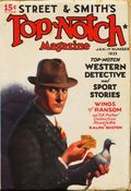 Top-Notch (1910-1937 Street & Smith) Pulp Vol. 88 #3