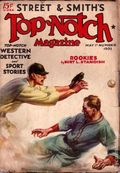 Top-Notch (1910-1937 Street & Smith) Pulp Vol. 89 #5