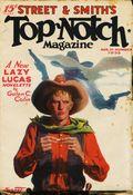 Top-Notch (1910-1937 Street & Smith) Pulp Vol. 90 #5