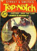 Top-Notch (1910-1937 Street & Smith) Pulp Vol. 91 #1