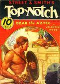Top-Notch (1910-1937 Street & Smith) Pulp Vol. 92 #1