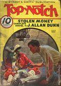 Top-Notch (1910-1937 Street & Smith) Pulp Vol. 93 #1