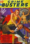 Crime Busters (1937-1939 Street & Smith) Pulp Vol. 2 #2