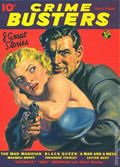 Crime Busters (1937-1939 Street & Smith) Pulp Vol. 2 #3